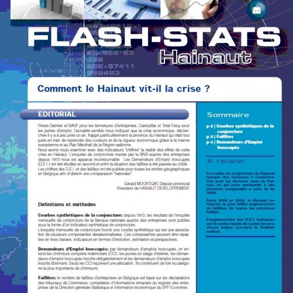 Flash-stats-Hainaut 2009-09