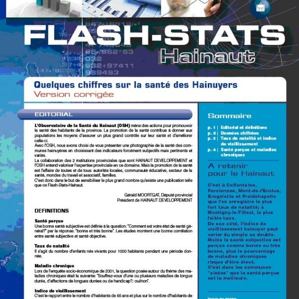 Flash-stats-Hainaut 2010-02