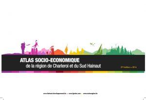 Atlas socio économique Charleroi Sud Hainaut 2e version
