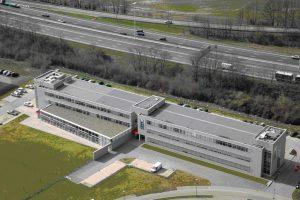 Hainaut Développement Vue aérienne