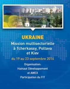 Mission économique Ukraine 2016