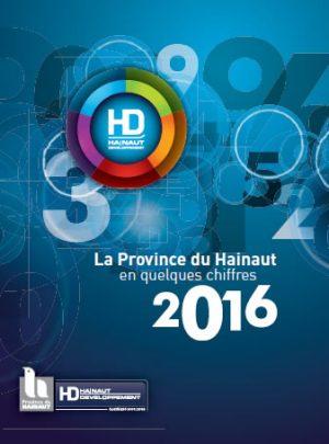 La Provionce de Hainaut en quelques chiffres 2016