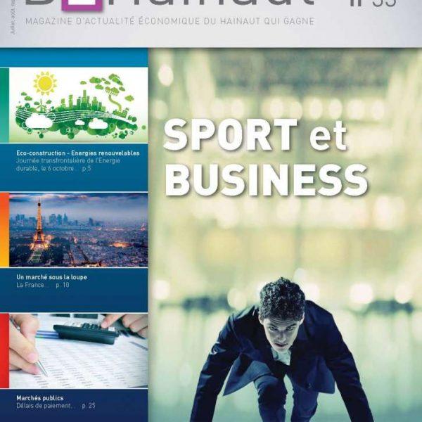 B2Hainaut 33 - SPORT et BUSINESS