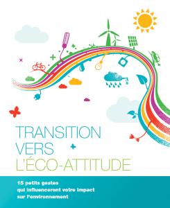 Transition vers l'éco-attitude