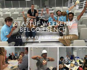 Vous avez une startup et l'international est votre champ d'action? Ce Startup Weekend Belgo-French vous permettra également de gagner 3 mois d'incubation chez Startup Factory Brussels! ça vous tente ?