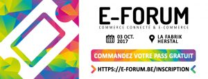 E-FORUM le 3 octobre 2017 à HERSTAL