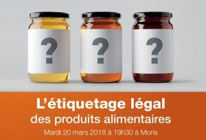 Étiquetage Légal