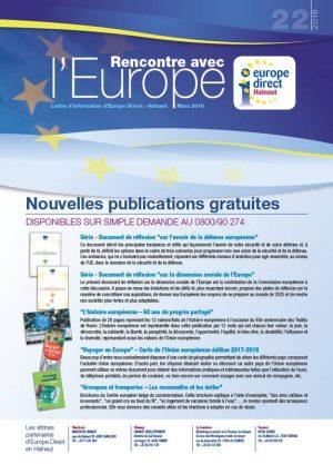 Rencontre avec l'Europe 22