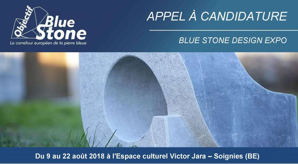 ppel à candidature - Blue Stone Design Expo