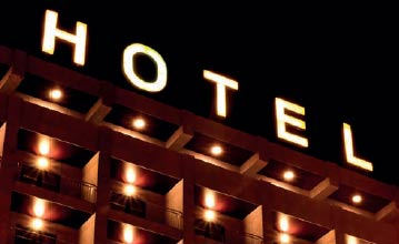 Des hôtels en plein boom