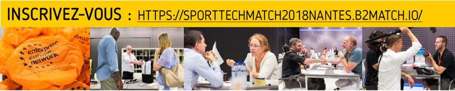 Rencontres d'affaires SportTechMatch