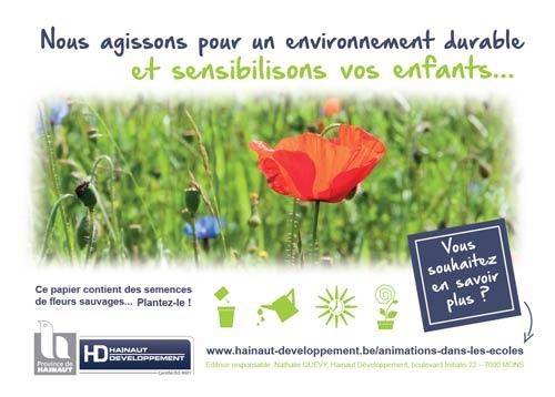 biodégradable, zéro déchet! Plantez le …