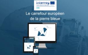 Lancement du Carrefour européen de la pierre bleue