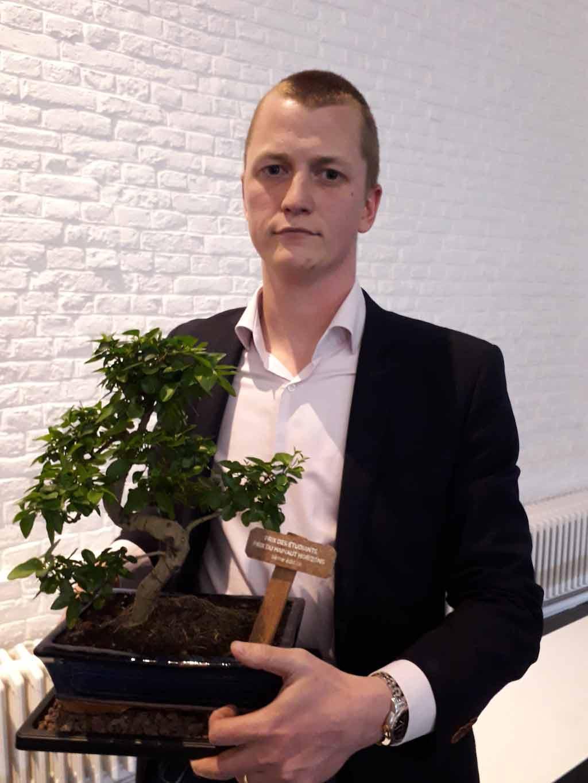 ecotop , Lauréat du prix des étudiants Hainaut Horizons