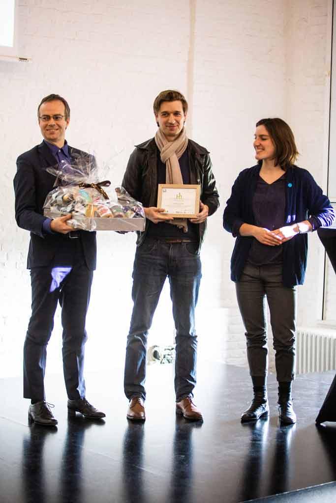 Ferme Delsamme, Lauréat du prix du public Hainaut Horizons