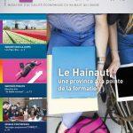 Le Hainaut, une province à la pointe de la formation