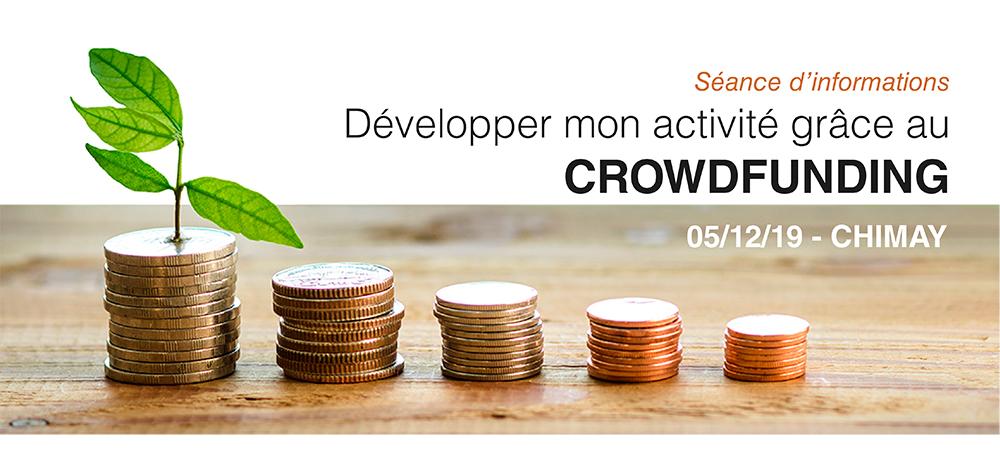 Développer mon activité grâce au crowdfunding!