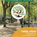 actes du colloque sur l'arbre urbain