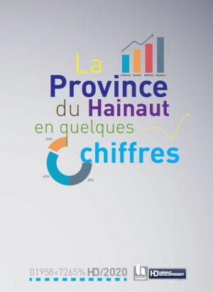 La province du Hainaut en quelques chiffres 2020