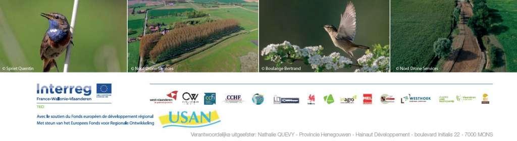 Logos-Sensibilisatievoormiddag over de Blauwborst en zijn habitat