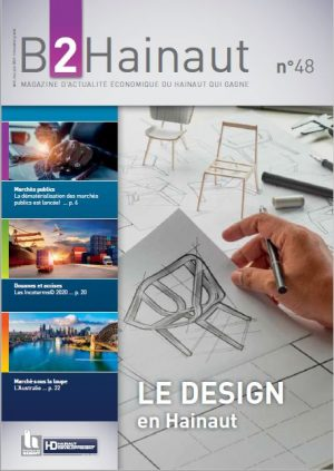 B2Hainaut 48 - le design en Hainaut