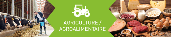 Agriculture - agroalimentaire