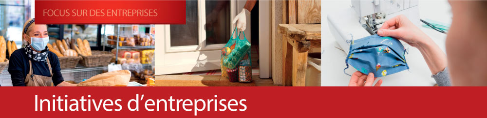 Initiatives d'entreprises Hainaut
