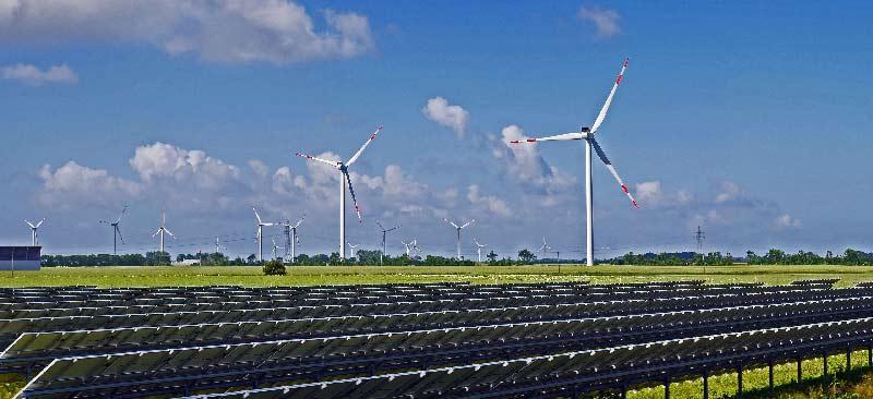 Le Hainaut: la province se met au vert
