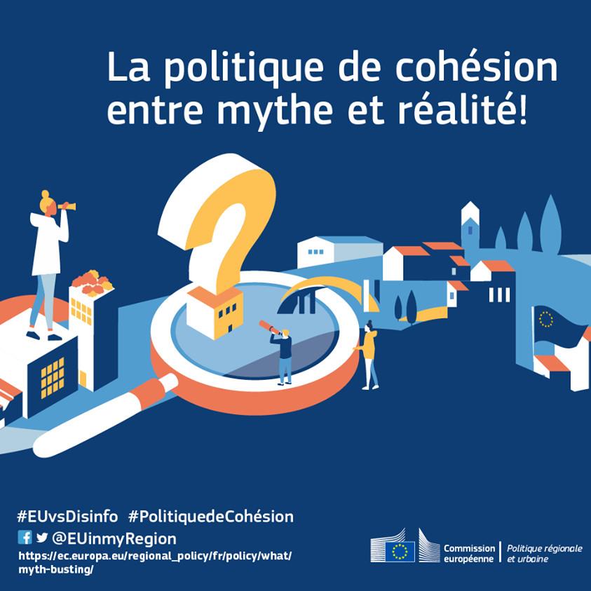 La politique de cohésion entre mythe et réalité!