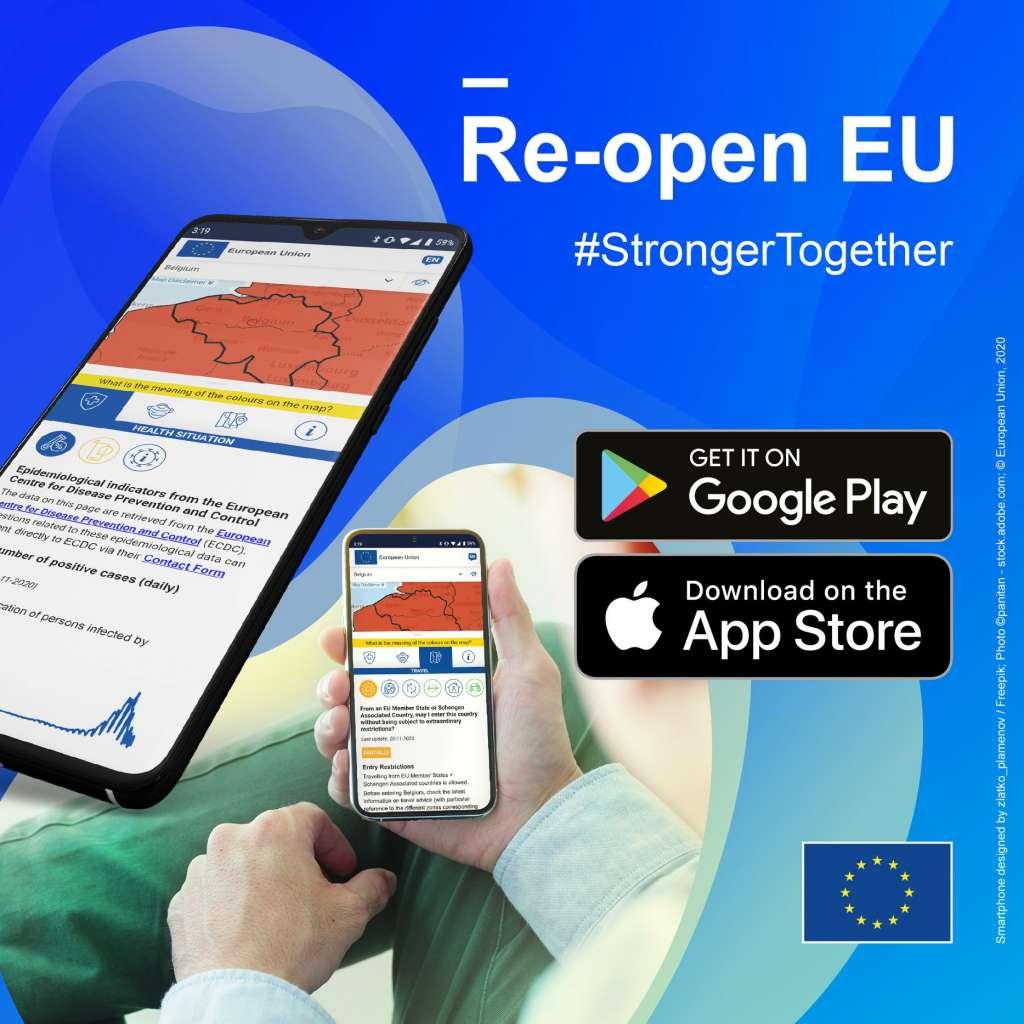 Nouvelle application RE-Open