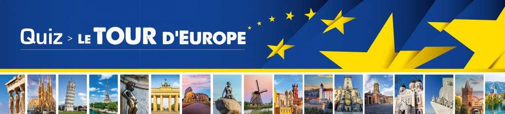 Quizz tour d'europe