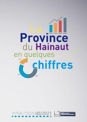 Brochure statistique en Hainaut 2021