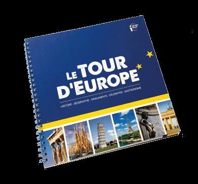 Brochure Tour d'Europe