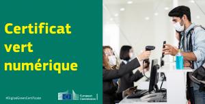 La Commission propose le certificat vert numérique