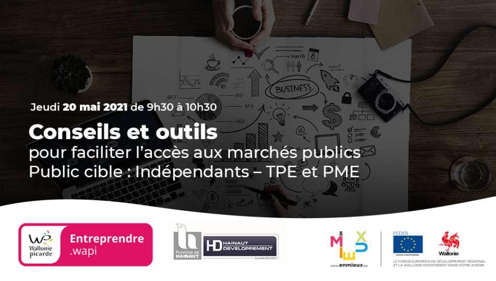 Webinaire Marchés publics P 20/05/2021