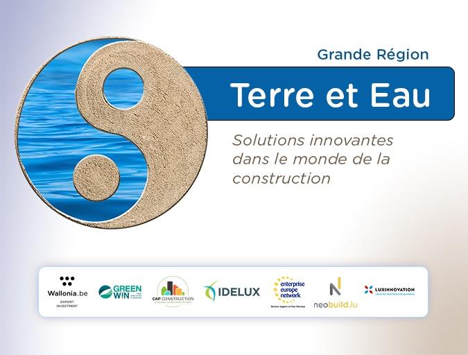 Terre et eau - Solutions innovantes dans le monde de la construction