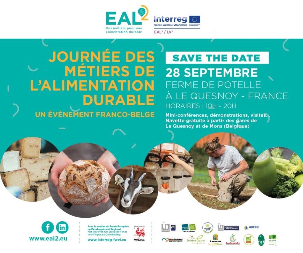 Journée des métiers de l'alimentation durable