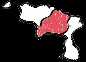 Carte territoire alimentation durable au coeur du hainaut