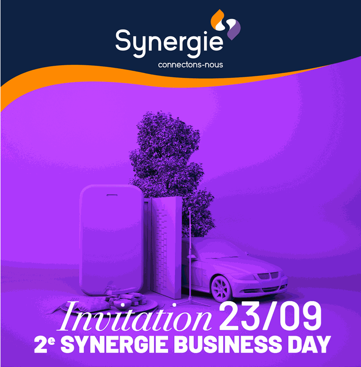 2e SYNERGIE BUSINESS DAY 23/09