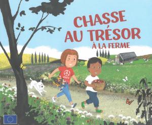 CHASSE AU TRESOR A LA FERME