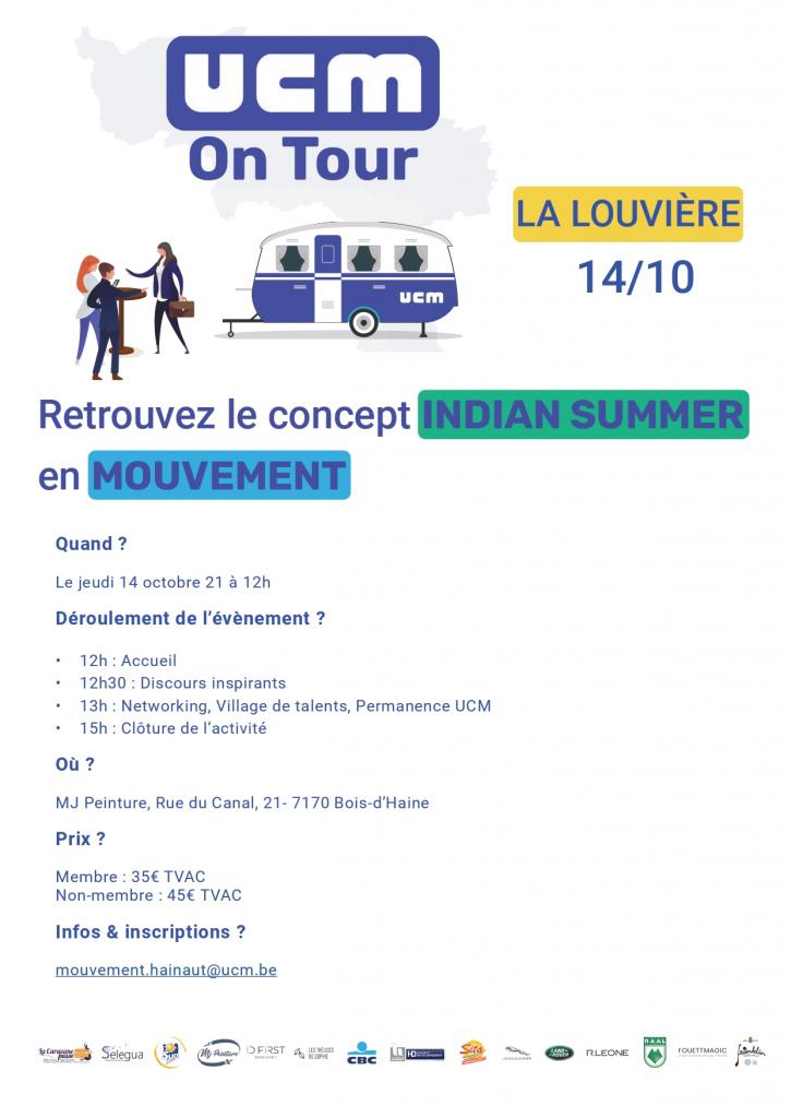 UCM On Tour LA LOUVIERE