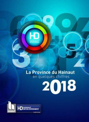 La province de Hainaut en quelques chiffres 2018