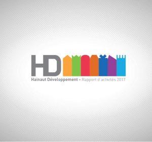 Rapport d'Activités Hainaut Développement 2017