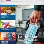 B2Hainaut n°49 - Le Hainaut face au COVID-19