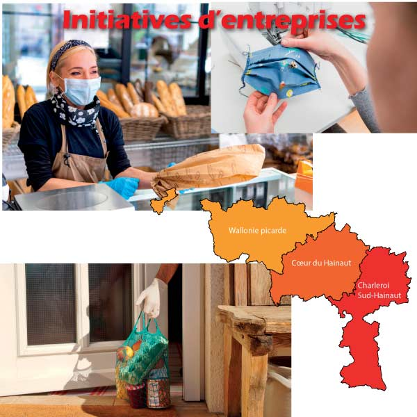 Initiatives d'entreprises