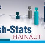 Flash stats Hainaut 2021