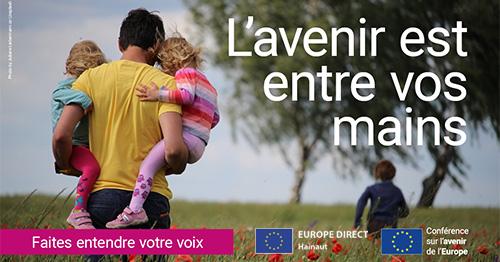Conférence sur l'avenir de l'Europe